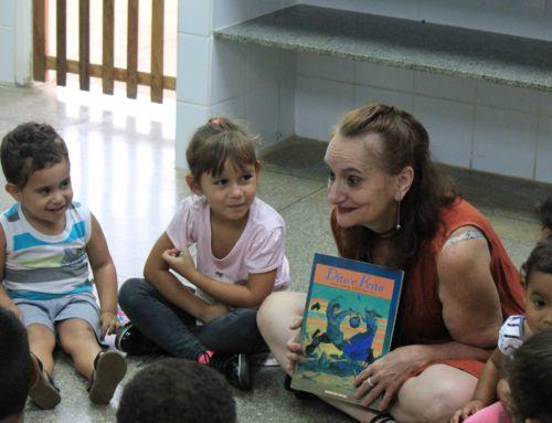 (3) Traços iniciais: Ricas experiências entre o Instituto Ecos na Educação e as Escolas Públicas de Vargem Bonita-MG