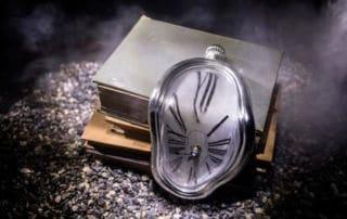 Relógio Salvador Dali
